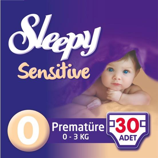 Sleepy - SLEEPY SENSITIVE PREMATURE 30 Adet