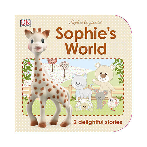 Sophie La Girafe - Sophie's World: 2 Delightful Stories
