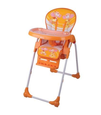 Star Baby - Star Baby Honey Mama Sandalyesi Turuncu