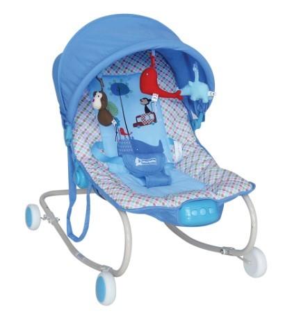 Star Baby - Star Baby Lily Ana Kucağı Mavi