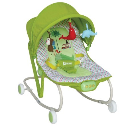 Star Baby - Star Baby Lily Ana Kucağı Yeşil