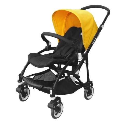 Star Baby - Star Baby Piero Çift Yönlü Bebek Arabası Sarı