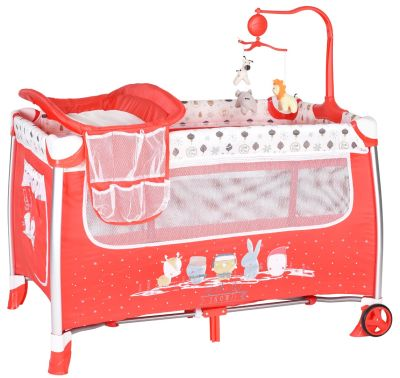 Sunny Baby - Sunny Baby 620 Tiamo Oyun Parkı Kırmızı