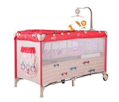 Sunny Baby - Sunny Baby 624 Siesta Oyun Parkı - Kırmızı