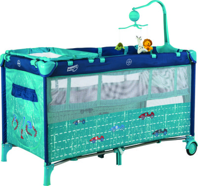Sunny Baby - Sunny Baby 624 Siesta Oyun Parkı - Mavi