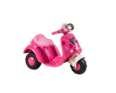 Sunny Baby - Sunny Baby LW613J First Motor Pembe