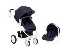 Sunny Baby - Sunny Baby Saturn Plus Travel Sistem Bebek Arabası - Lacivert