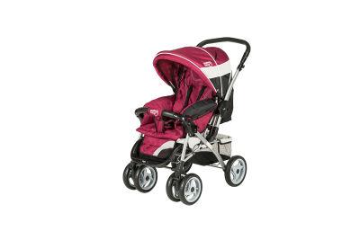 Sunny Baby - Sunny Baby Star Çift Yönlü Bebek Arabası - Bordo