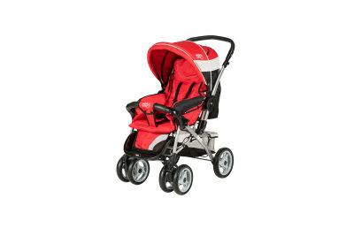 Sunny Baby - Sunny Baby Star Çift Yönlü Bebek Arabası - Kırmızı