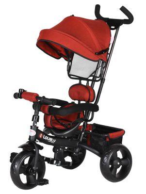 Sunny Baby - Sunny Baby T306 Hero Çocuk Bisikleti Kırmızı