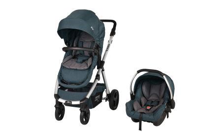 Sunny Baby - Sunny Baby Tesla Travel Sistem Bebek Arabası - Yeşil