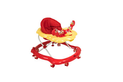 Sunny Baby - Sunny Baby Vak Vak Yürüteç - Kırmızı