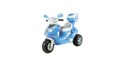 Sunny Baby - Sunny Baby W326E Classic Scooter Mavi