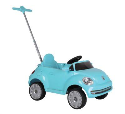 Sunny Baby - Sunny Baby ZW456MP Beetle Push Car Mavi