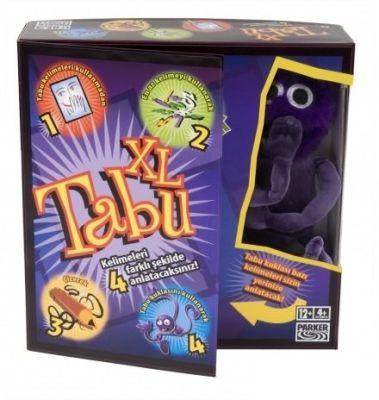 Hasbro - Tabu XL
