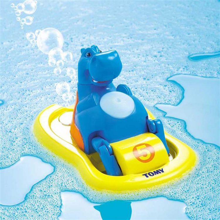 Tomy - Tomy Pedallı Hipopotam