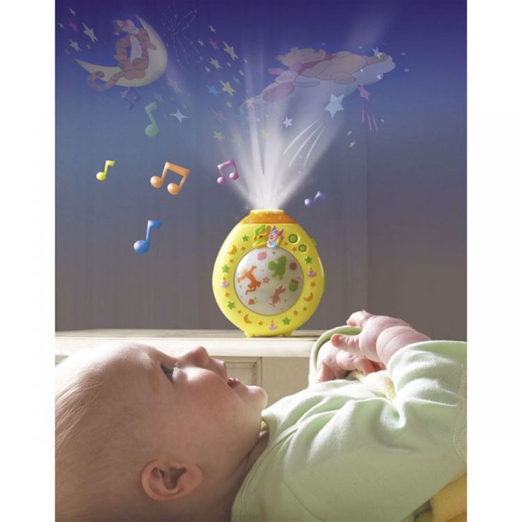 Tomy - Tomy Pooh ile Işıklı Rüyalar
