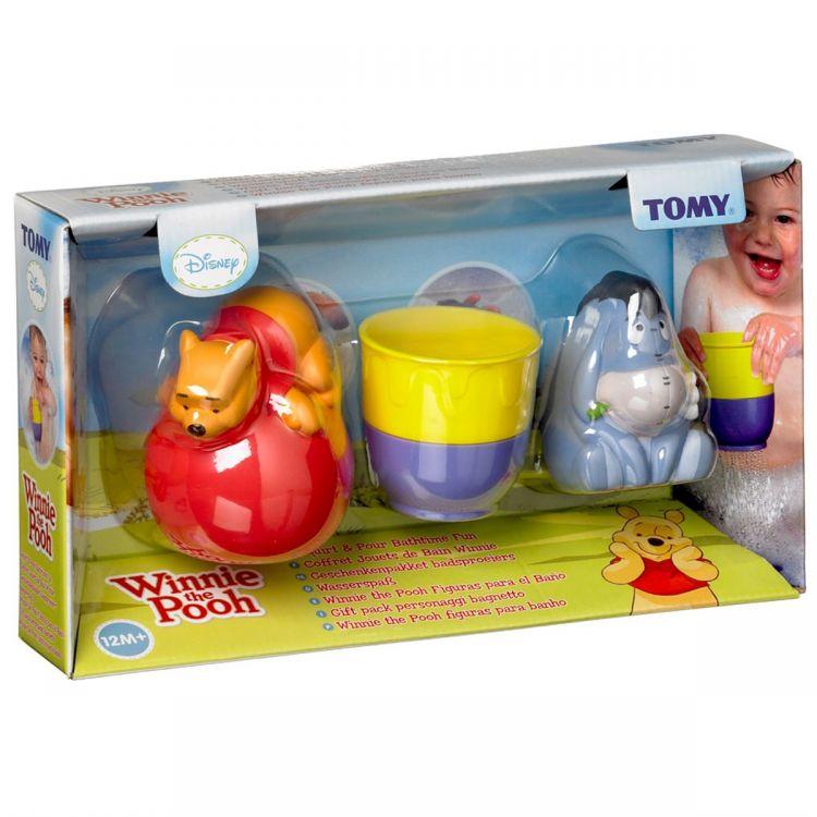 Tomy - Tomy WTP & Eeyore Bal Küpü Banyo Oyuncağı
