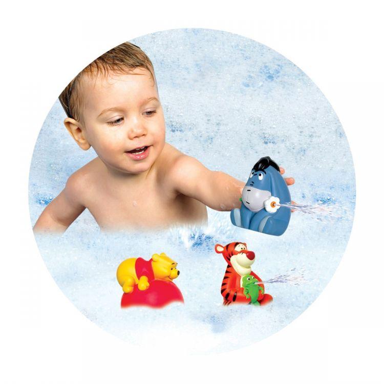 Tomy - Tomy WTP ve Arkadaşları Banyo Oyuncağı