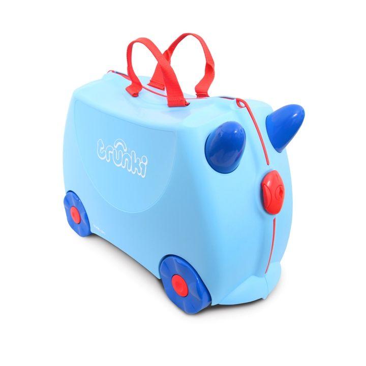 Trunki - Trunki Çocuk Bavulu - Açık Mavi George