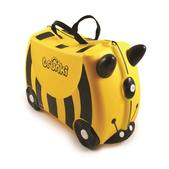 Trunki - Trunki Çocuk Bavulu - Arı Bernard