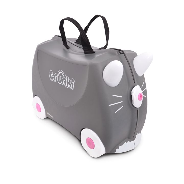 Trunki - Trunki Çocuk Bavulu - Kedi Benny