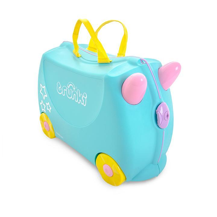 Trunki - Trunki Çocuk Bavulu - Una The Unicorn
