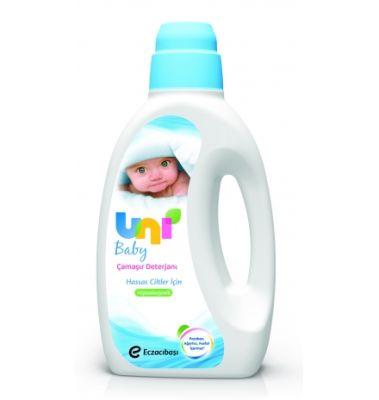 Uni Baby - Uni Baby Çamaşır Deterjanı 1500 ml (15 Yıkama)