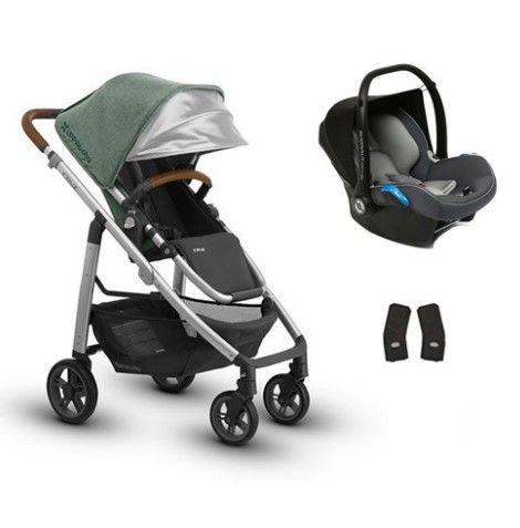 - Uppababy Cruz Travel Sistem Bebek Arabası Emmett