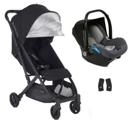 Uppababy - Uppababy Minu Travel Sistem Bebek Arabası Jake