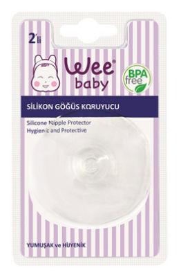 WeeBaby - Wee Baby 900 Silikon Göğüs Koruyucu