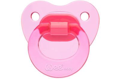 WeeBaby - Wee Baby Akide Gövdeli Damaklı Emzik No:3