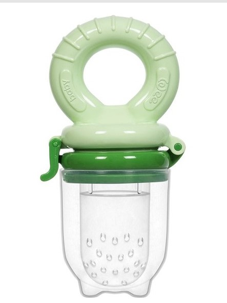 WeeBaby - Wee Baby Meyve Süzgeci Yeşil