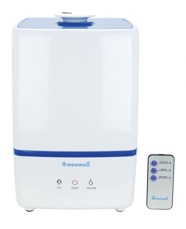 Weewell - Weewell İonizerli Soğuk Buhar Üfleyici (WHC726)
