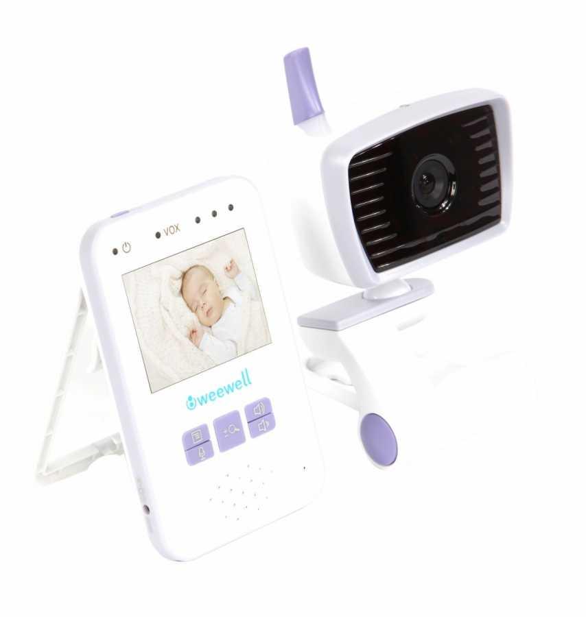 Weewell WMV812 Dijital Görüntülü Bebek İzleme Cihazı 300 mt