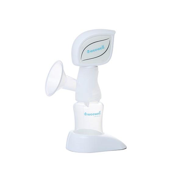 Weewell WPB820 Elektrikli Göğüs Pompası + Krem Hediyeli - Thumbnail
